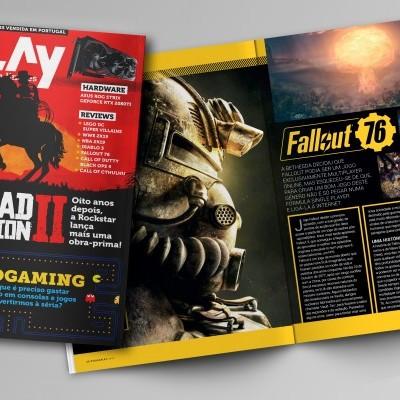 Edição Avulsa Revista PCG Play