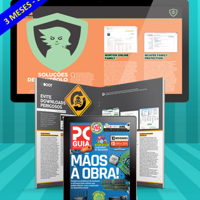 Assinatura Digital da Revista PCGuia (3 Meses)