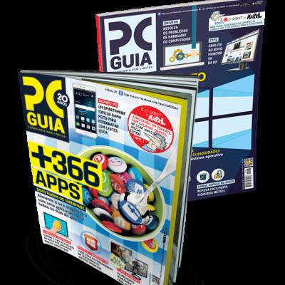 Assinatura Papel Revista PCGuia (12 Meses)