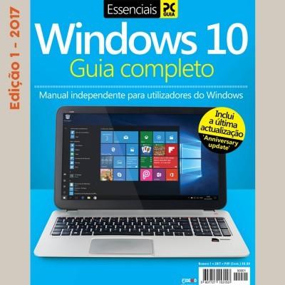 PCGuia Essenciais 01 - Guia Completo do Windows 10
