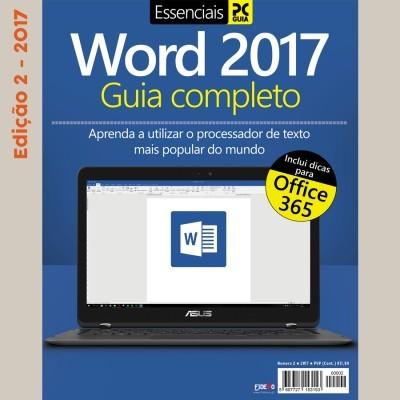 PCGuia Essenciais 02 - Guia Completo Word 2017