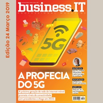 Revista Business.IT (Papel Impressa) EUROPA