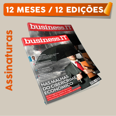 Assinatura Papel Revista Business.IT (12 Meses)