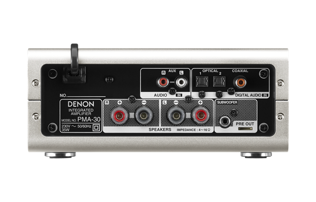 PMA-30 Amplificador integrado com bluetooth Denon