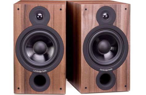 Cambridge Audio  SX60 Dark Walnut (Par)