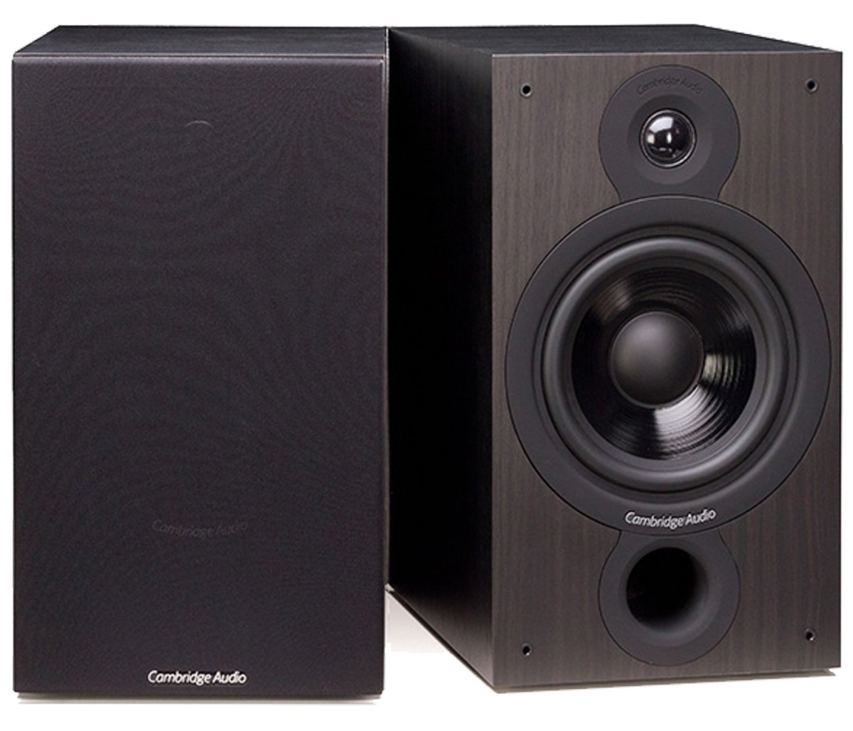 SX60 Black - Par de Colunas Cambridge Audio