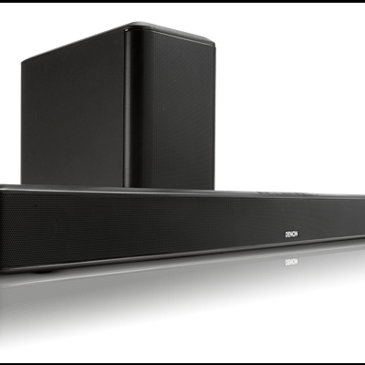 DHT-S514 Barra de som com bluetooth subwoofer wireless Denon