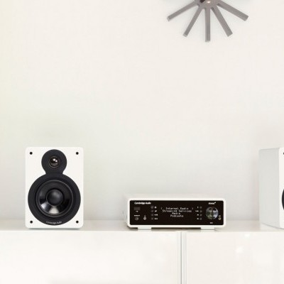 MINX XL White Par de Colunas Cambridge Audio