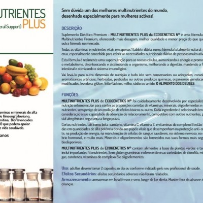 Multinutrientes Plus