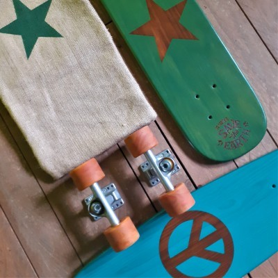 Skateboards Retro
