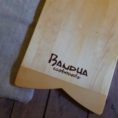 """Eco bellyboard """"Squared comet"""""""