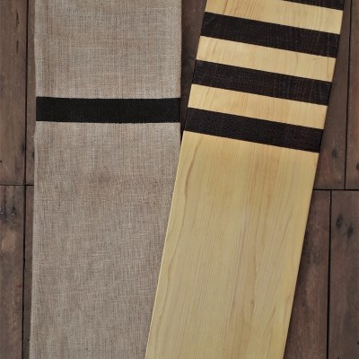 "Eco surf bellyboard ""Striped rider"""