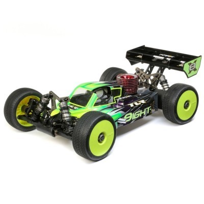 TLR Eight-X 1/8 TT 4WD Race Roller Kit