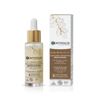 Serum Concentrado Anti-Idade GLOBAL BIO CENTIFOLIA