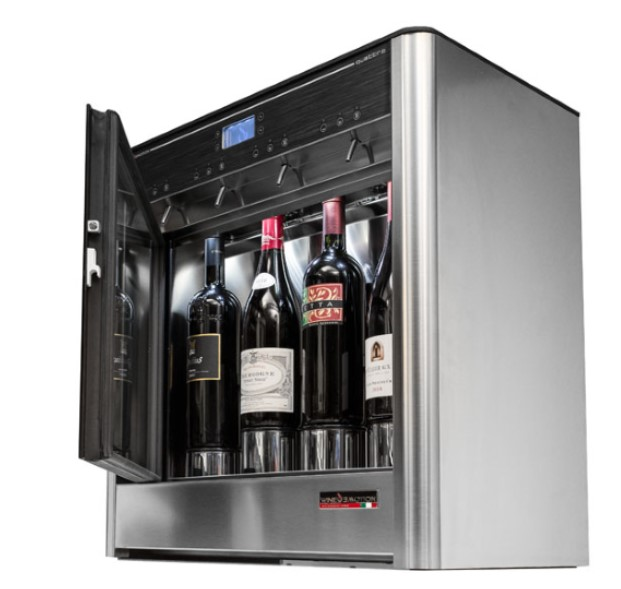 Dispensador de vinho Wineemotion Quattro (Series 2)