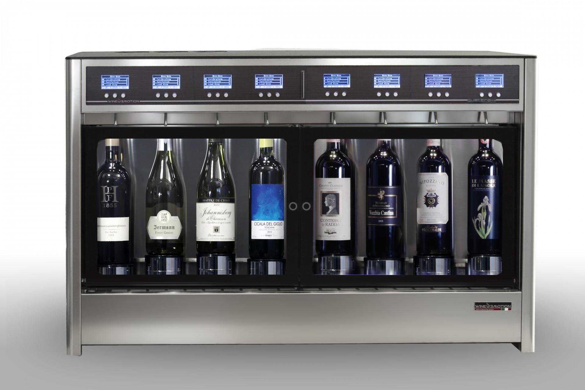 Dispensador de vinho Wineemotion Otto