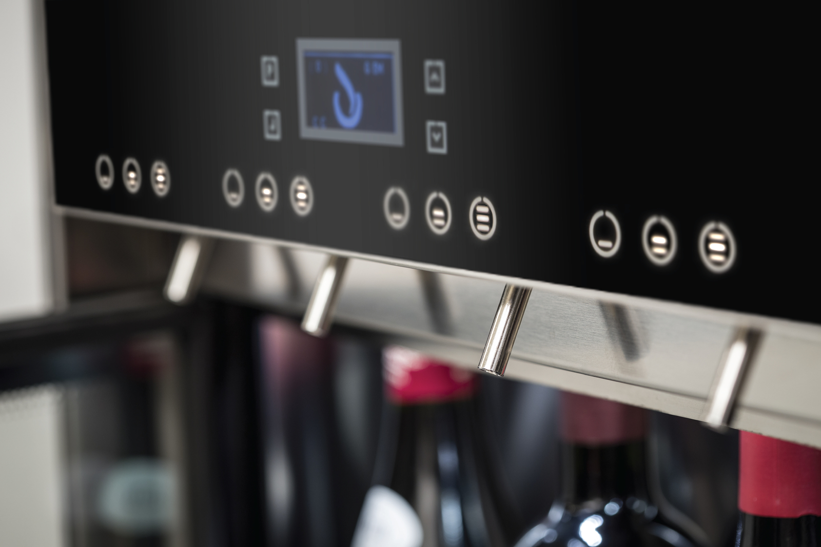 Dispensador de vinho Wineemotion Quattro Series 2