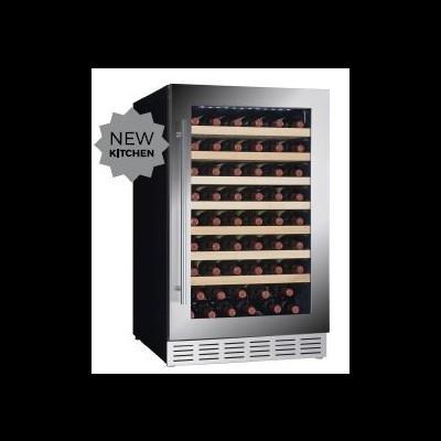 Conservador de vinho integrável para 82 garrafas