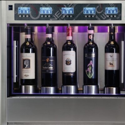 Dispensador de vinho Wineemotion Cinque