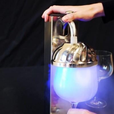 Esfriador de copos Frosterglass