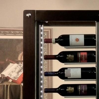 Expositores de vinho Expo Professional e Expo Home
