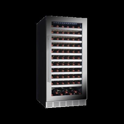 Conservador de vinho integrável para 112 garrafas