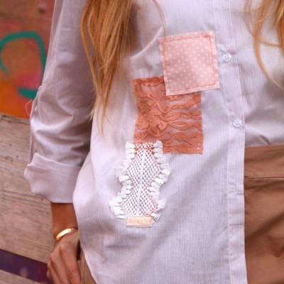 TENDENCIAS CLOTHES CAMISA