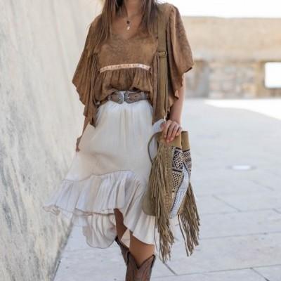 TENDENCIAS CLOTHES TUNICA