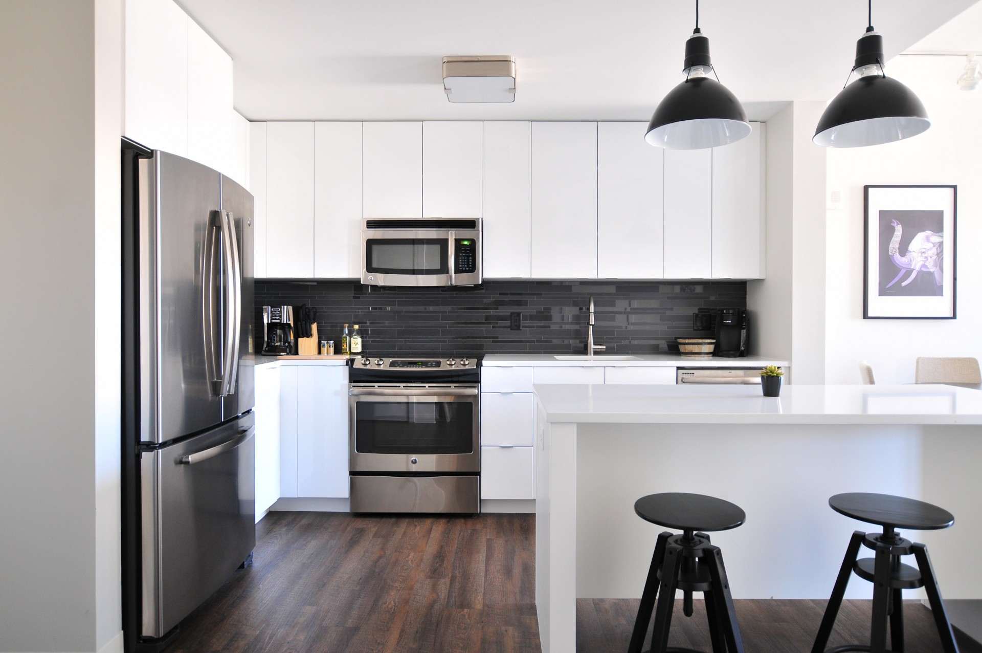 Modern Nordic Kitchen