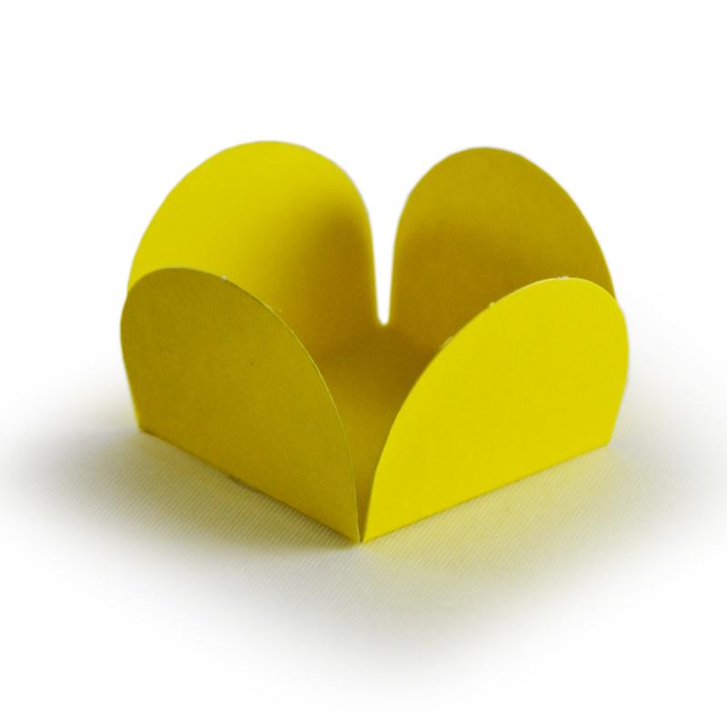 Base Brigadeiro Amarelo