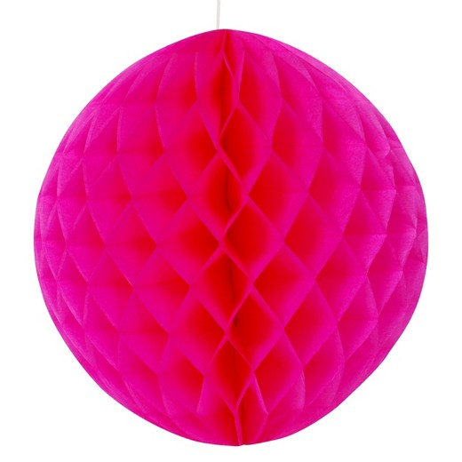 Honey Comb 30 cm - Fucsia