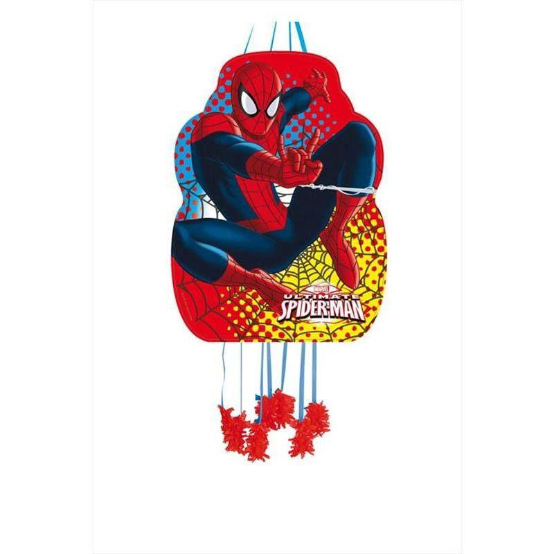 Pinhata Perfil Spiderman Ultimate