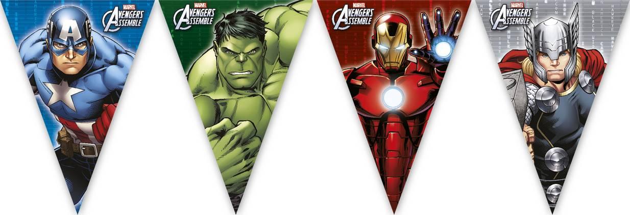 Bandeira Avengers