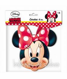Máscara Minnie