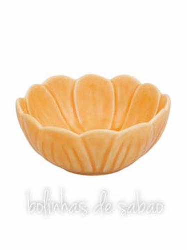 Taça Nenúfar 11.5 cm - Amarelo Forte