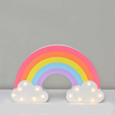 Arco Íris Luminoso