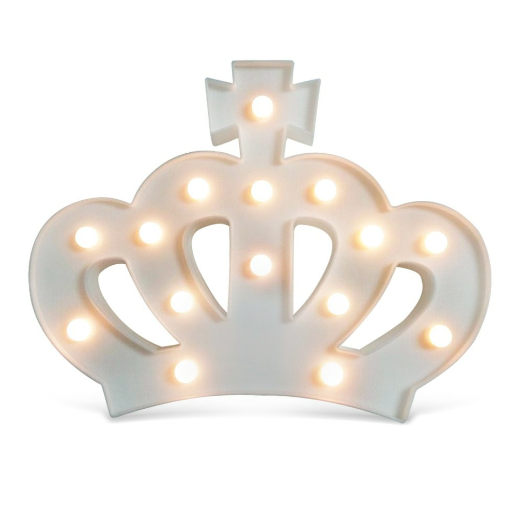 Coroa Luminosa Led