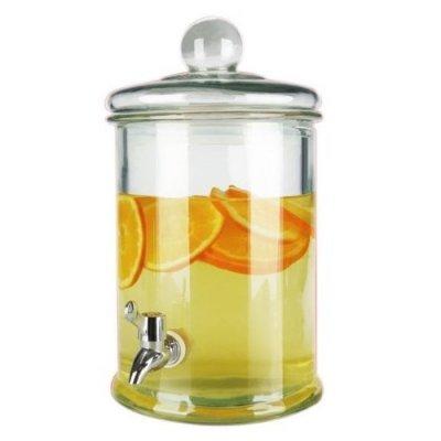 Dispensador 5 litros em Vidro