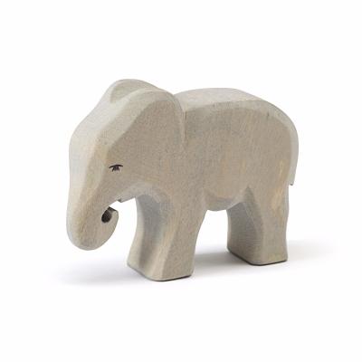 Elefante Bebé a Comer - Ostheimer