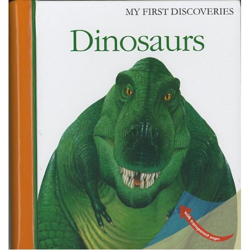 Dinossauros - My First Discoveries