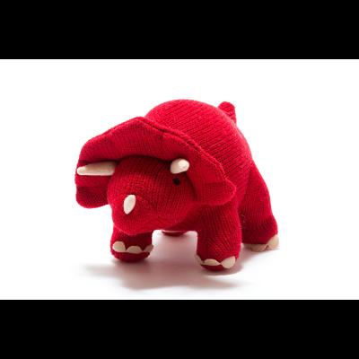 Triceratops Médio Tricô - Best Years