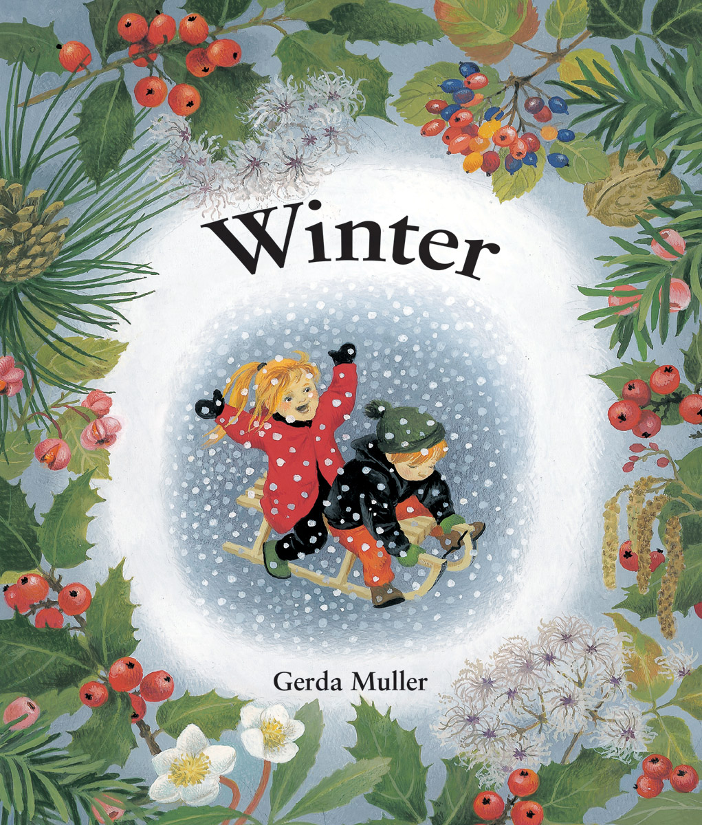 Winter Illustrated Book - Floris Books