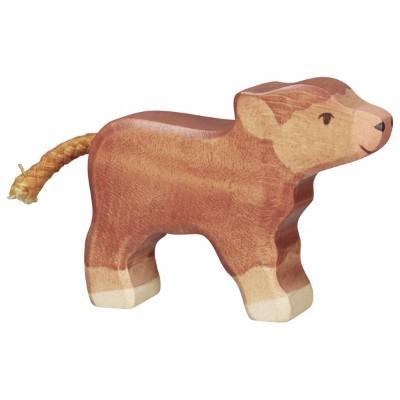 Vaca Escocesa Bebé - Holztiger