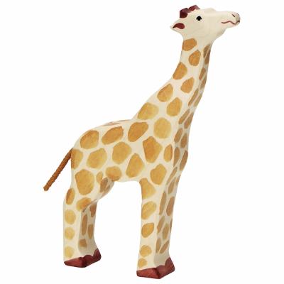 Girafa Cabeça Levantada - Holztiger