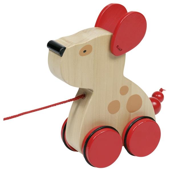 Cão de Puxar Luhna - Goki