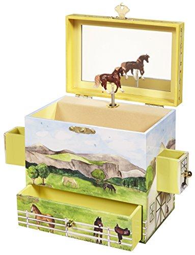 Caixa de Música Cavalos - Enchantmints