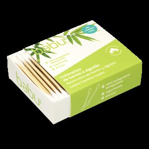 Cotonetes de Bambú - Babu