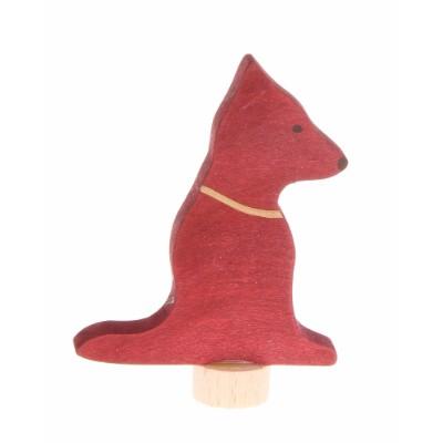 Figura Decorativa Cão - Grimm's
