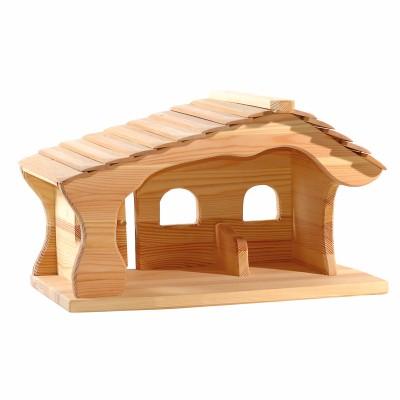 Estábulo Natividade - Ostheimer