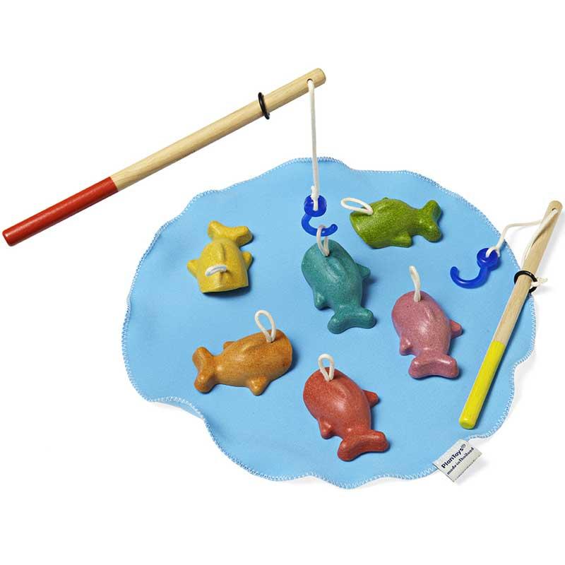Pesca o Peixinho (Jogo) - Plan Toys